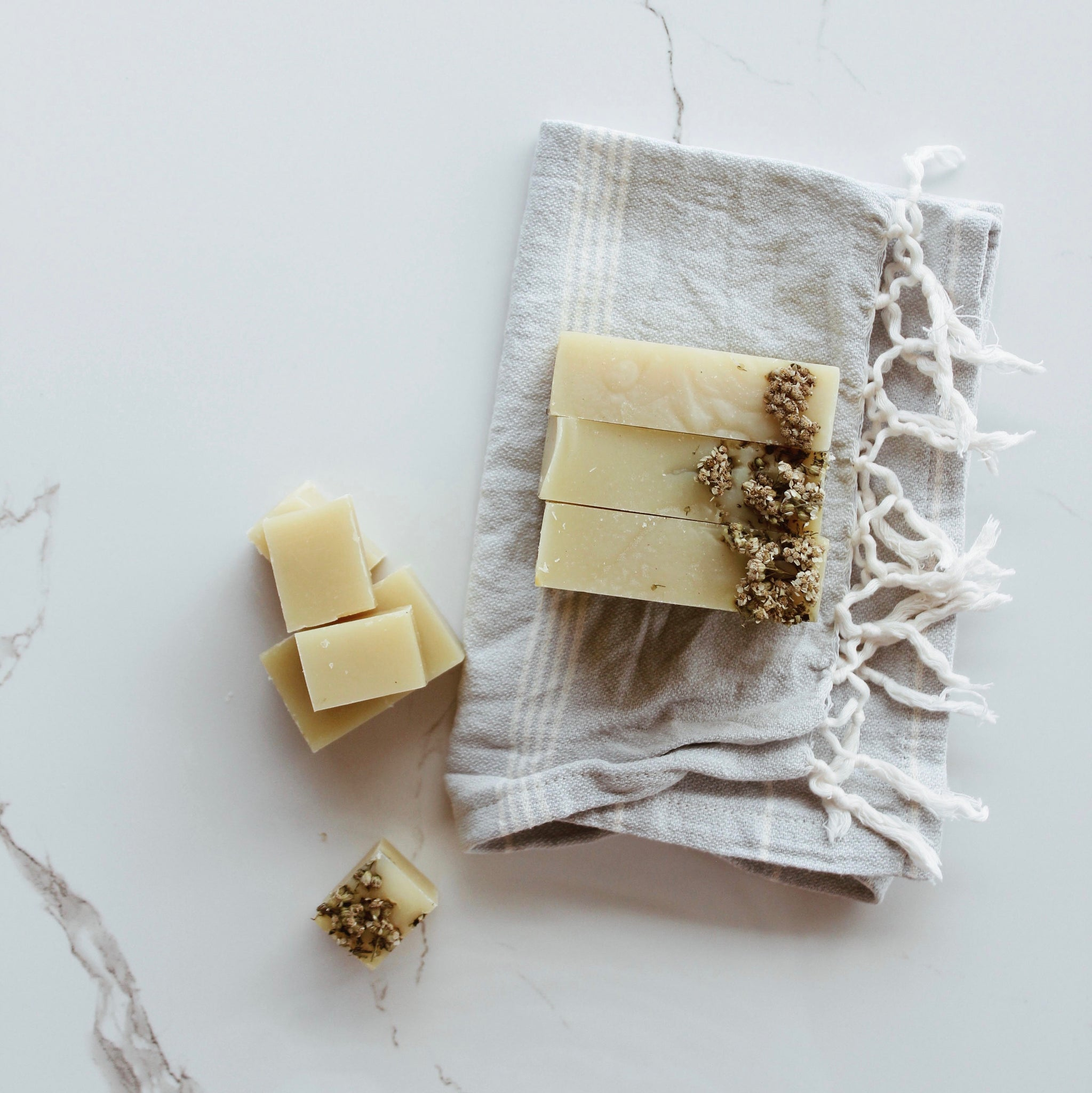Yarrow & Rosemary Shampoo Bar