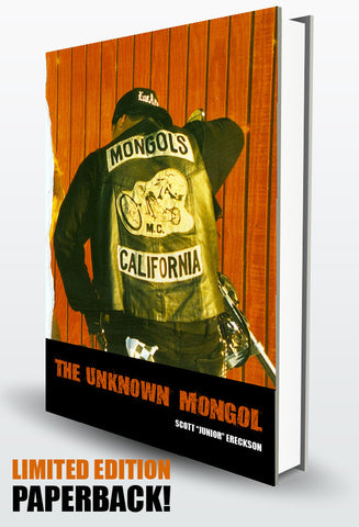 The Unknown Mongol - Ltd. Edition Paperback