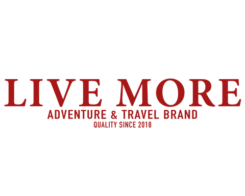 live more adventure travel brand quality 2018