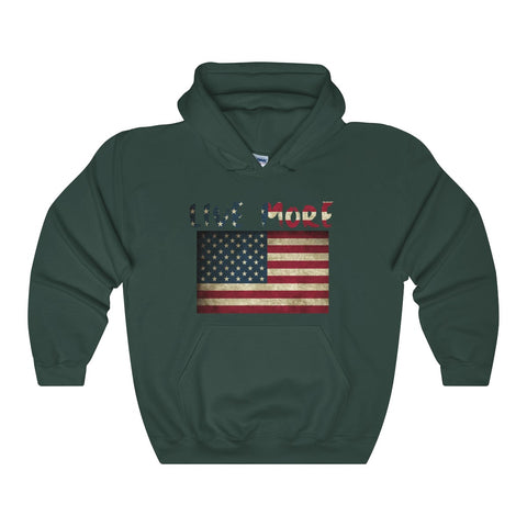 American Live More Unisex Heavy Blend™ Hooded Sweatshirt