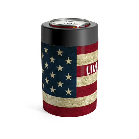 American Live More Can Holder