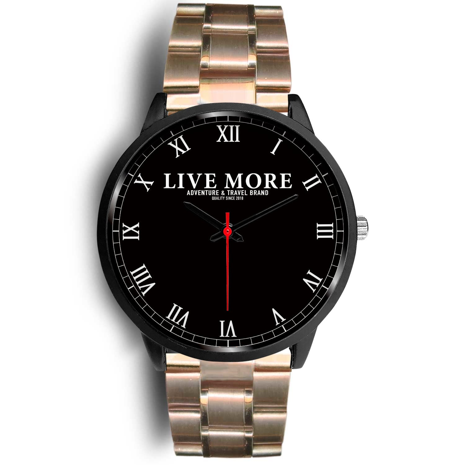"""The Classic"" Live More Watch - Live More"