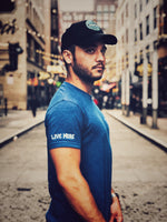 The Original Live More Short sleeve t-shirt - Live More