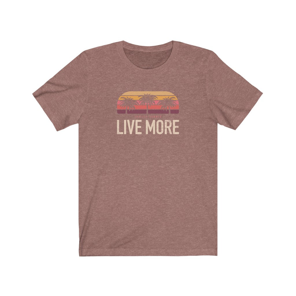 Live More Endless Summer Unisex Jersey Short Sleeve Tee