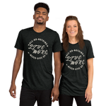 All or Nothing Never Give Up Unisex Tee - Live More