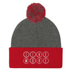 Live More Rings Beanie - Live More