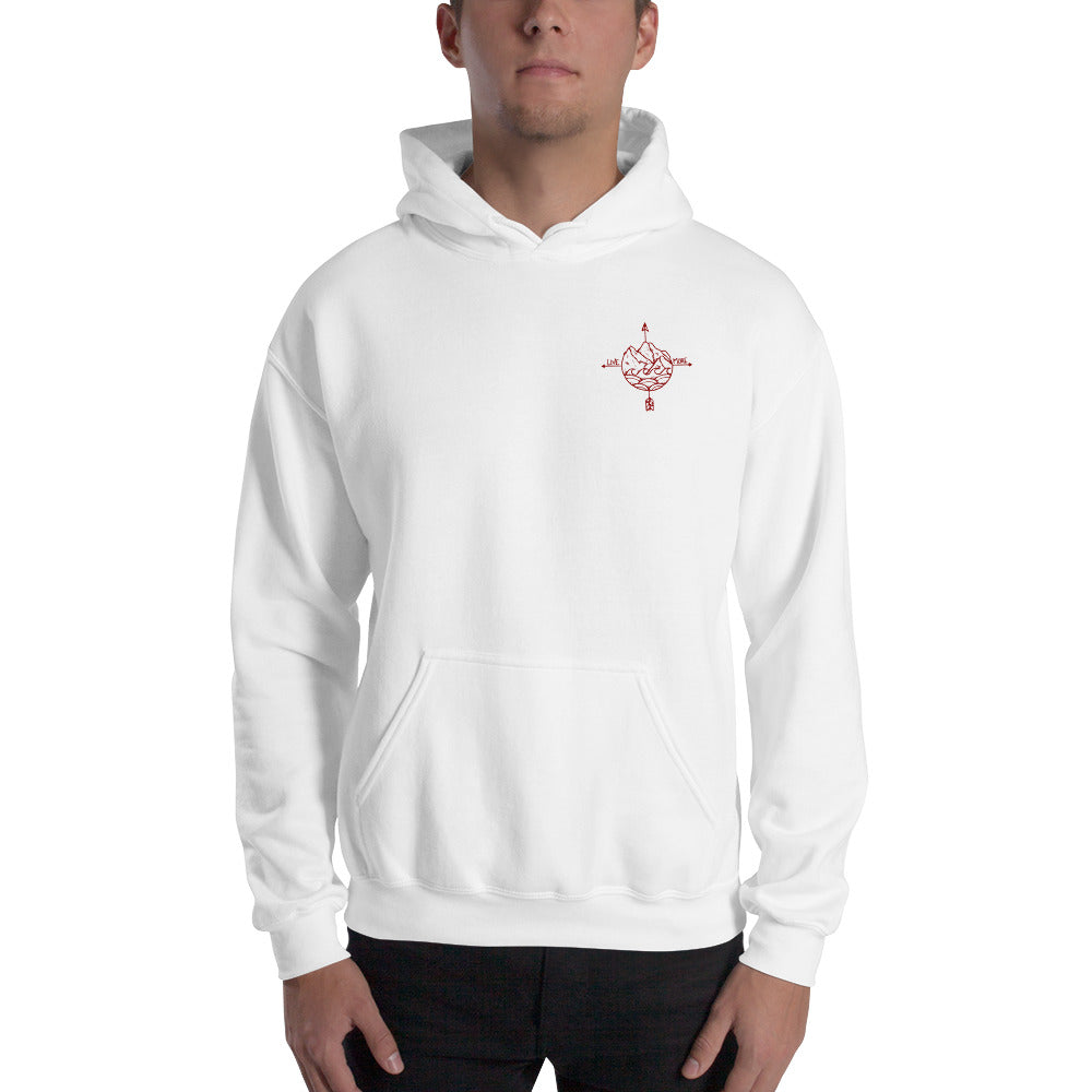 Live More World Tour Hoodie