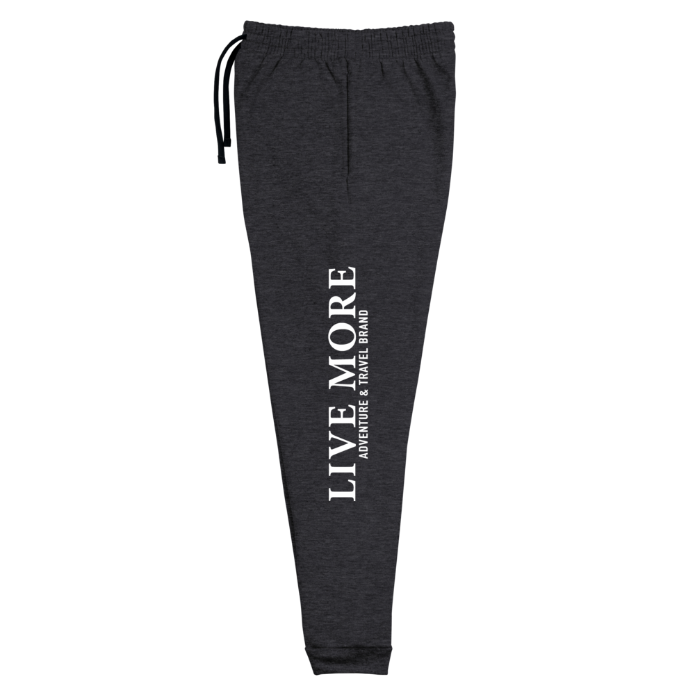 Live More Joggers - Live More