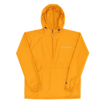 Live More Embroidered Champion Packable Jacket - Live More