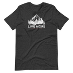 Live More Adventure Club Short-Sleeve Unisex T-Shirt
