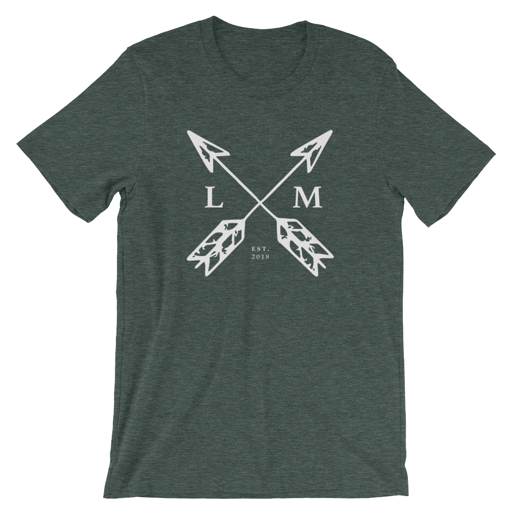 Live More Arrow Unisex Tee - Live More