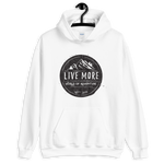 Live More World Of Adventure Unisex Hoodie
