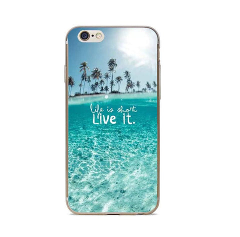 Beach Inspired Phone Cases