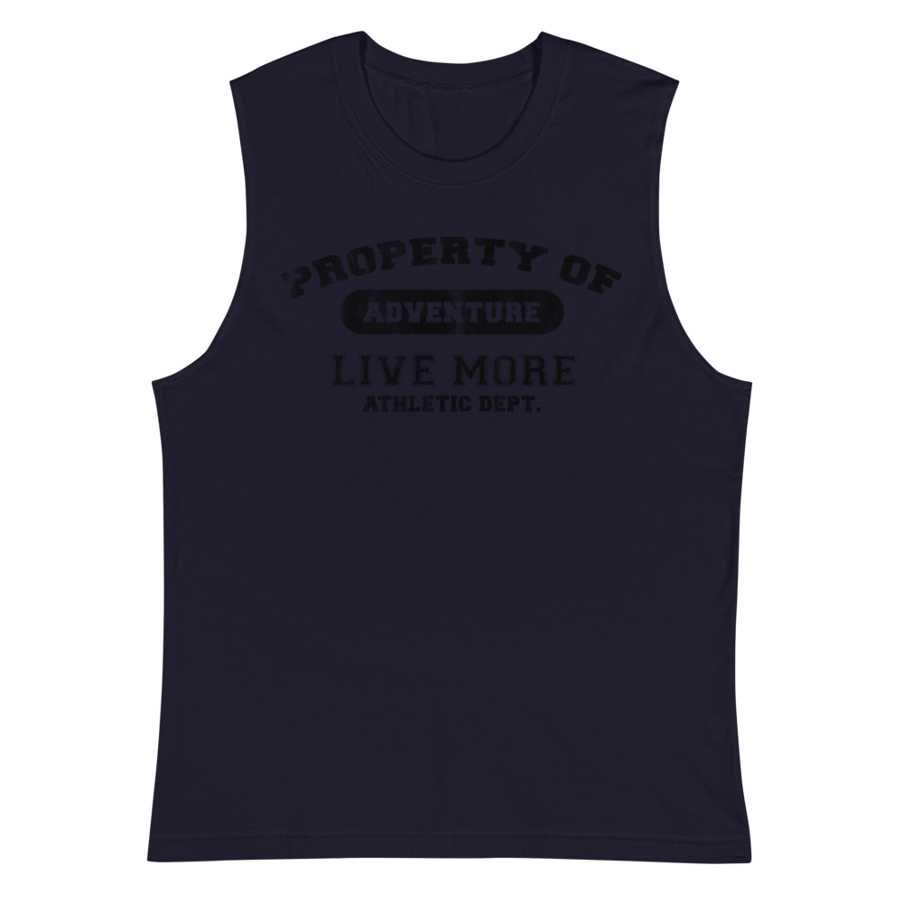 Vintage Athletic Department Muscle Shirt