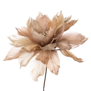 Millinery Supplies UK Gazelle Feather Dahlia