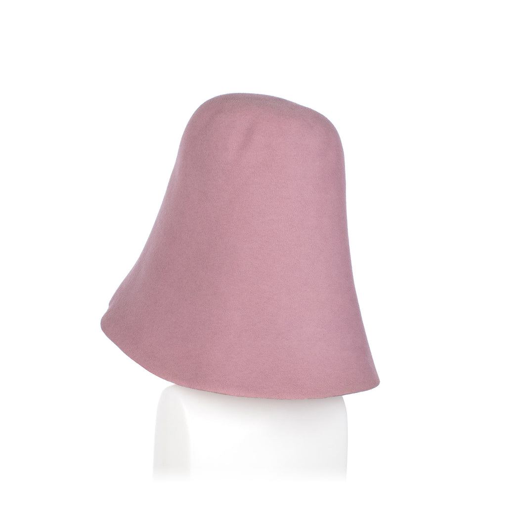 Millinery Supplies UK Light Lilac Fur Felt Hood