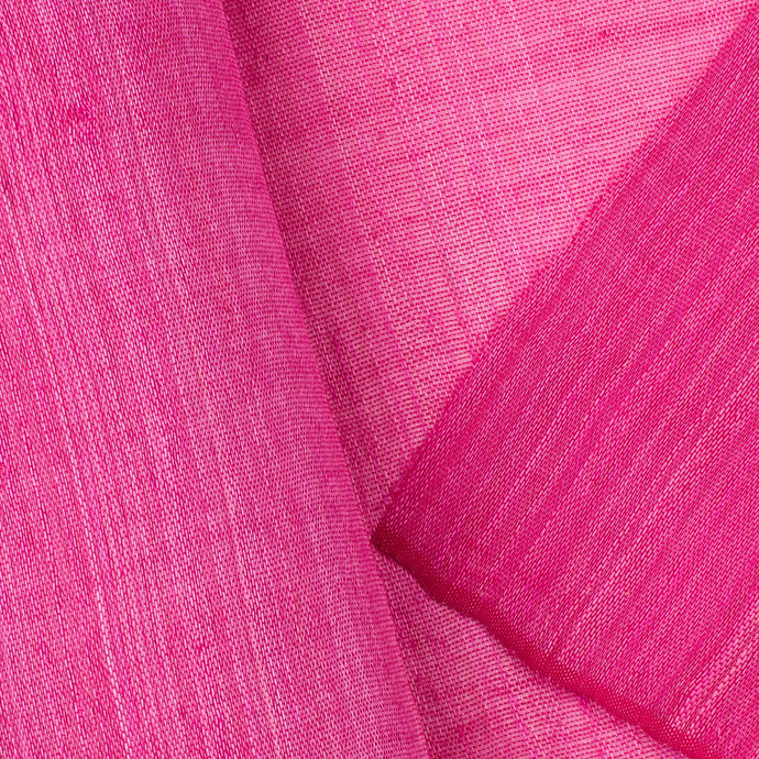 Cerise PP Abaca Cloth Millinery Supplies UK