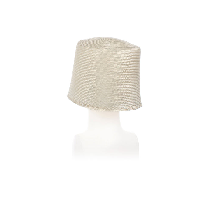 Millinery Supplies UK Bleached T2265 Parasisol Cone 7 x 6
