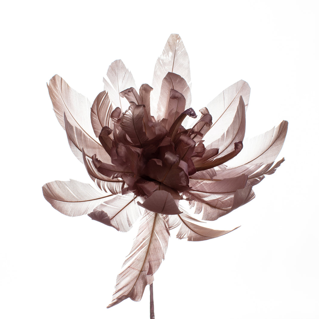 Millinery Supplies UK Dove Crysanthemum
