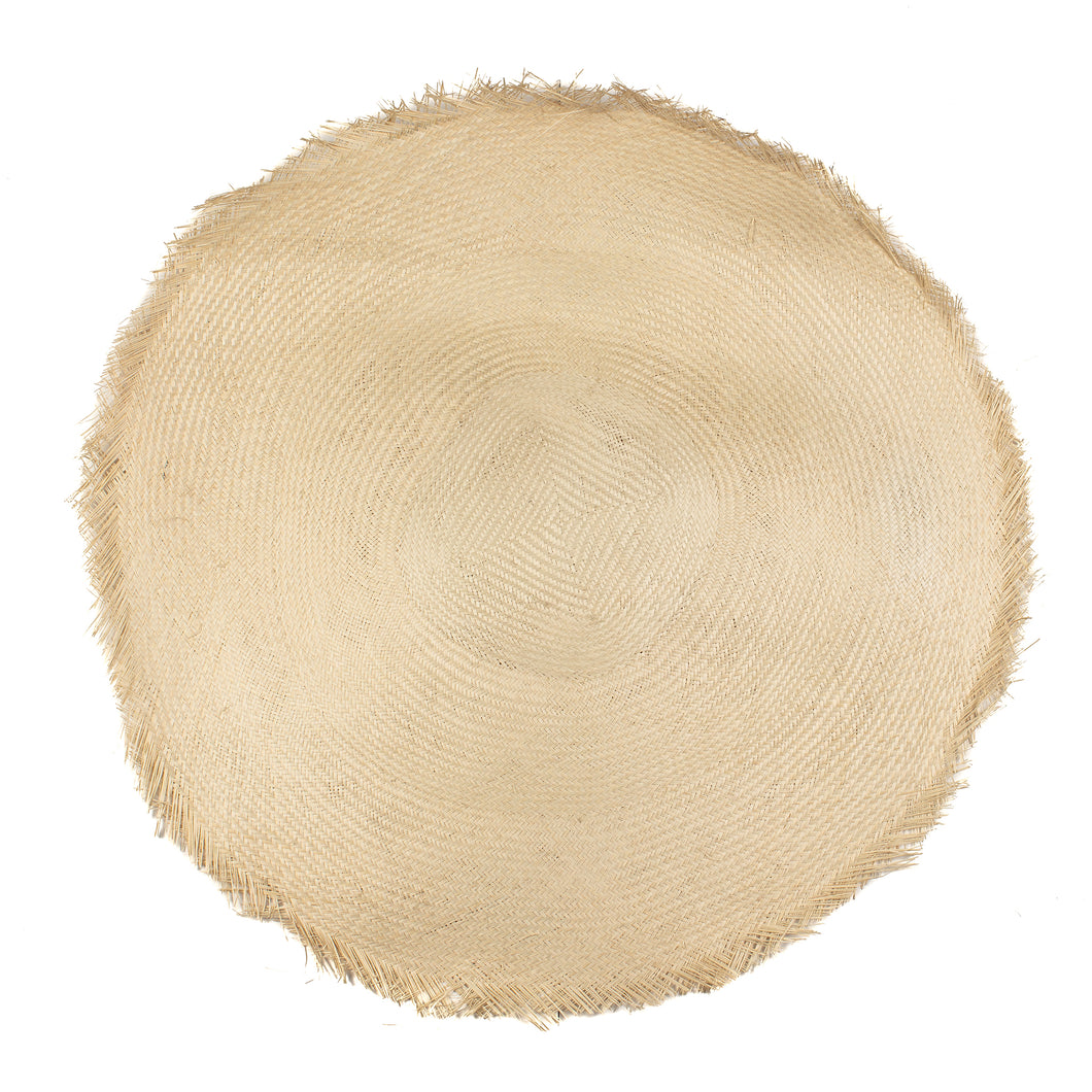 Millinery Supplies UK Ivory 58cm - 23
