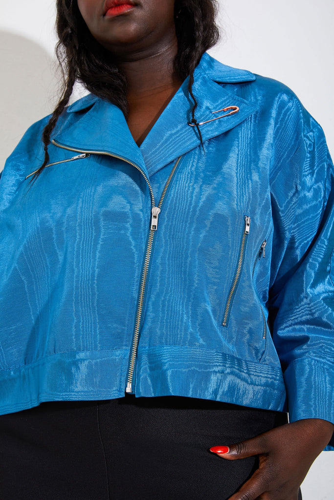 Haze Jacket - Blue