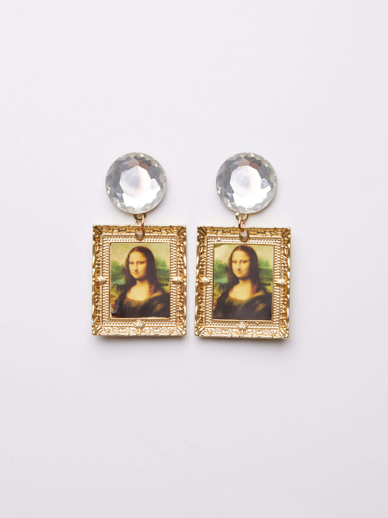 THE MONA EARRINGS