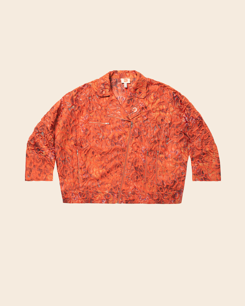Haze Jacket - Orange