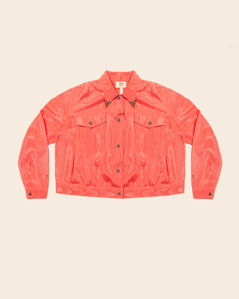 Phantasm Jacket - Coral