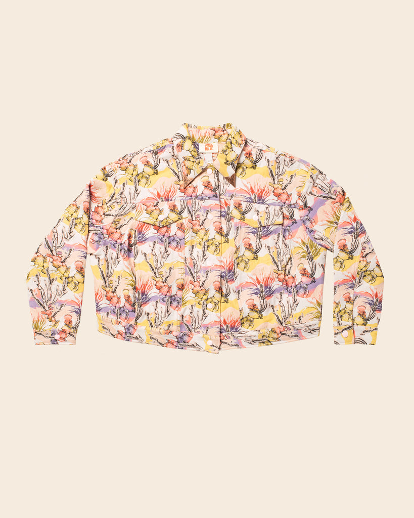 Phantasm Jacket - Cactus Multi