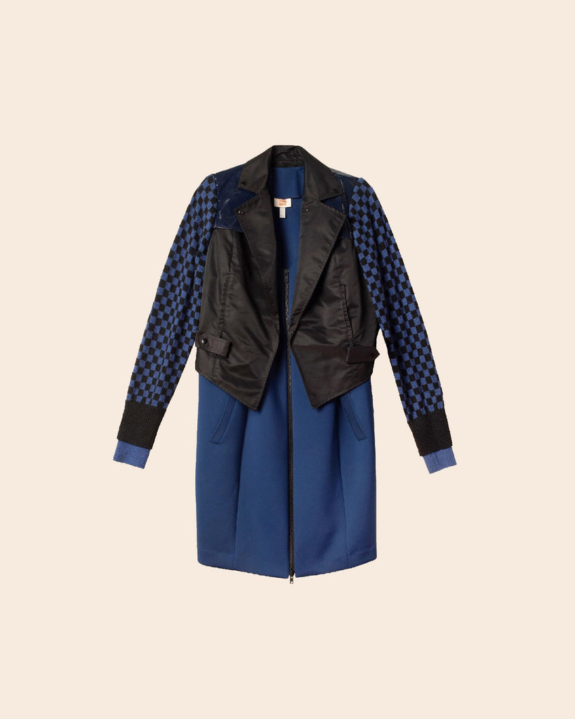 Dana Two-Piece Coat