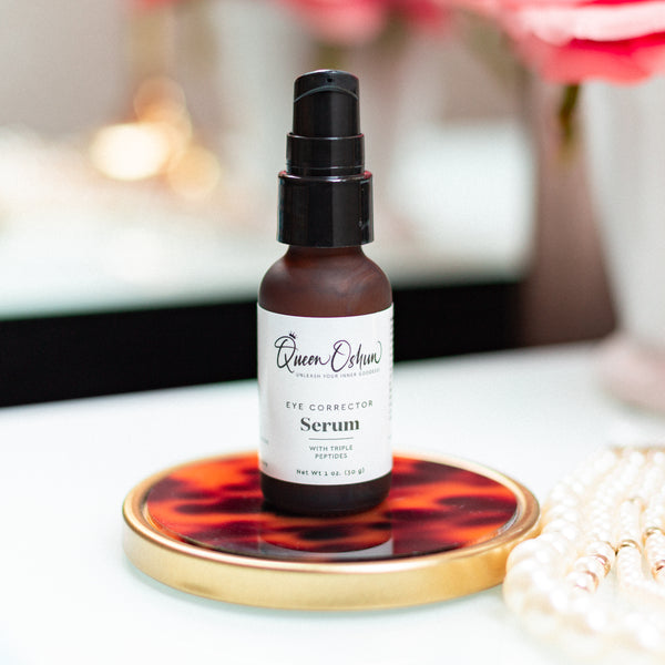 Queen Oshun's Eye Corrector Serum