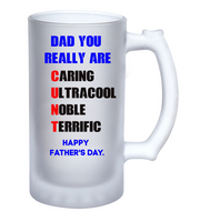 Total Cunt - Fathers Day Beer Stein/Mug