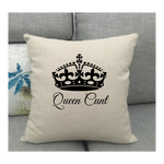 Queen Cunt Cushion