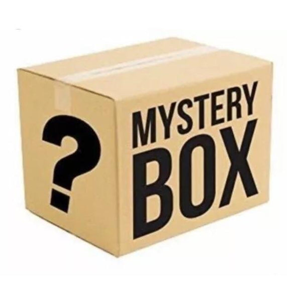 The mystery wax box