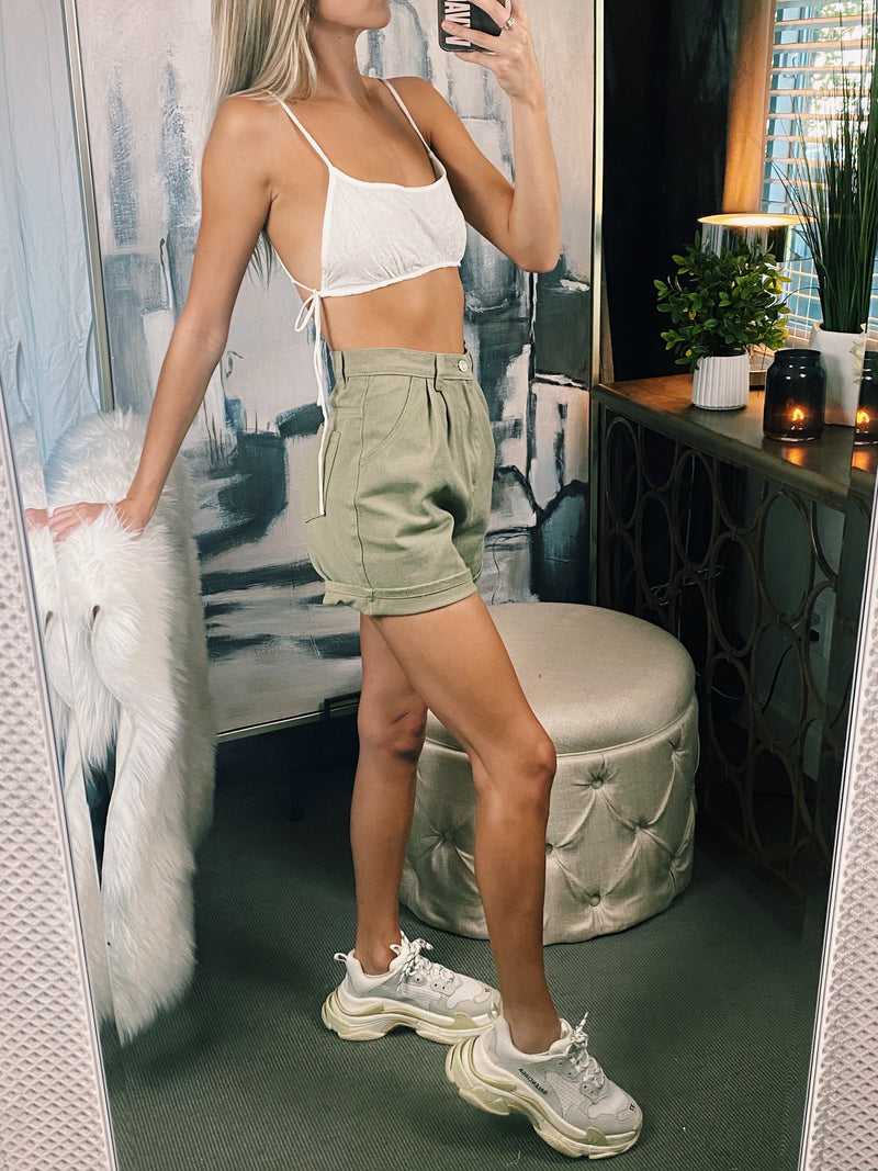 Olive Jean Shorts