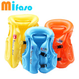 mifaso Summer Kids ring float PVC life buoy/swim vest Inflatable Swimming wear/seat Baby Toddler Safety swimming tool