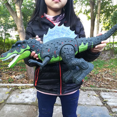 Electric Interactive Toys: Talking And Walking Dinosaur For Games