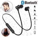 Magnetic Attraction Bluetooth Earphone Waterproof Sport Headphone 4.2