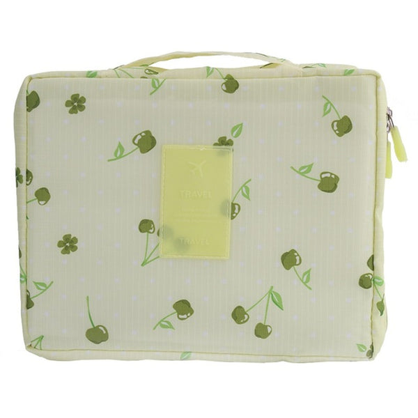 Cosmetic Organizer Storage Bag  waterproof travel organizer