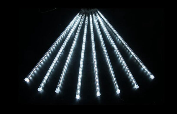 Meteor Shower Lights 20 Tube 10m with 720 LEDs Xmas Party Wedding. SAA Approved