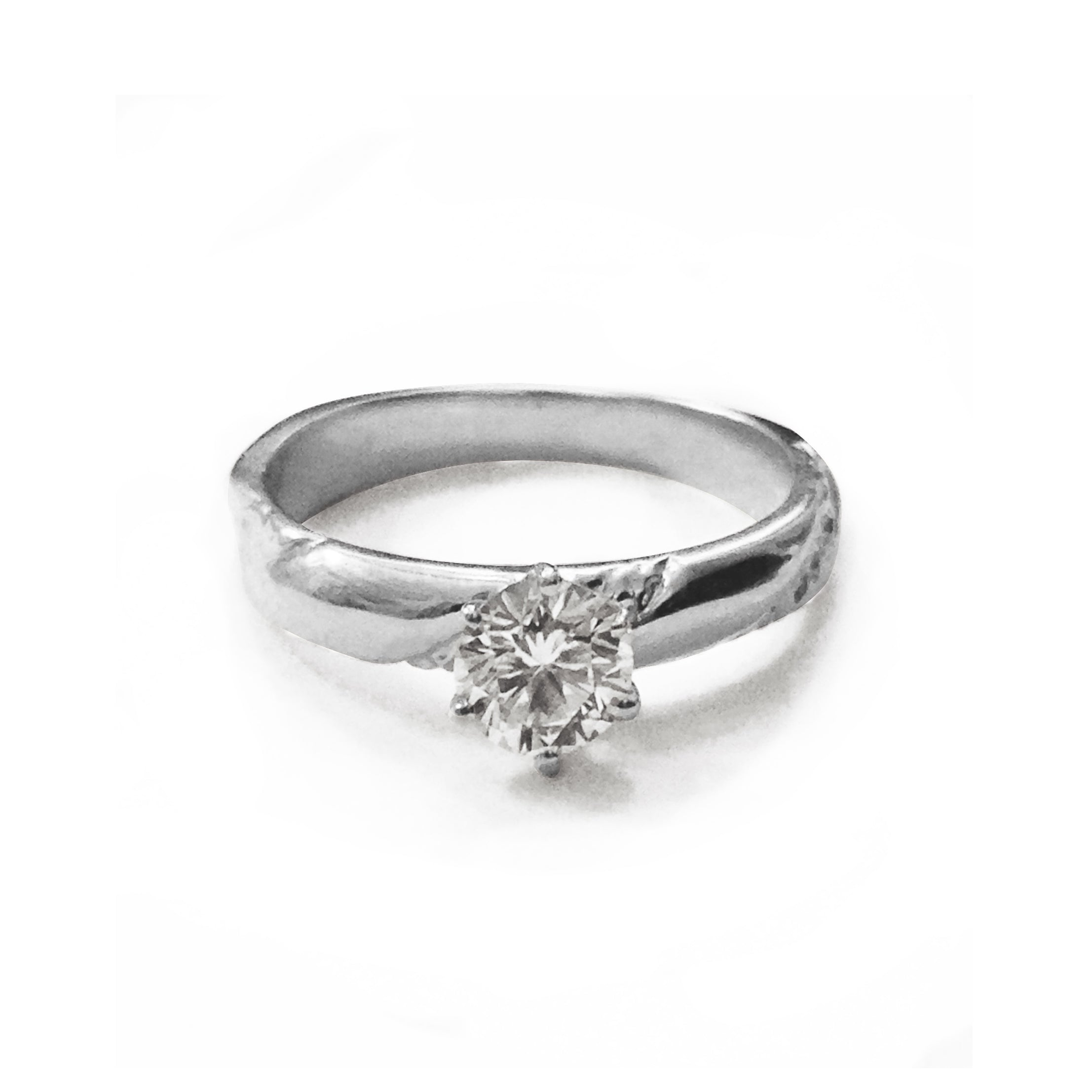 It is just a photo of Melange Wedding Ring