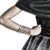 7 Ribs Spine Bracelet on Model designed by Ayaka Nishi on model
