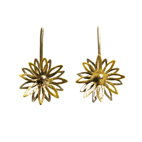 Bloom Flower Earring