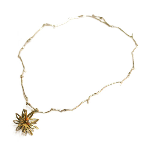 Bloom Flower Necklace