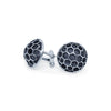 Honeycomb Dome Cuff Links