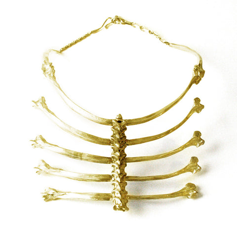 Spine Necklace