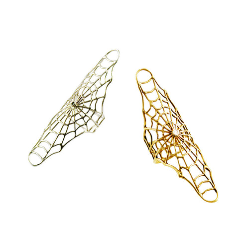 Long Spider Web Ring