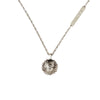 Long Sea Urchin Necklace Silver by Ayaka Nishi