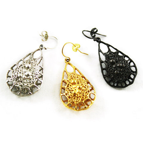 Cell Earring by Ayaka NIshi
