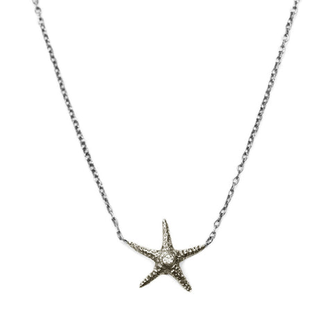 Star Fish Necklace
